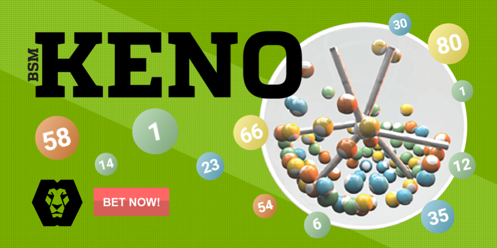 Keno online south africa